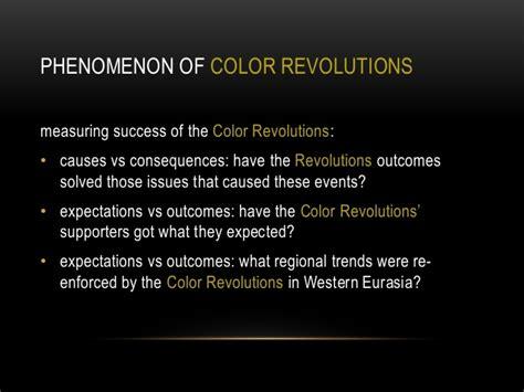 color revolutions harvard color revolutions lecture apr 11 2013