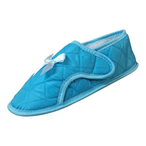slippers for womens with swollen womens edema slipper for swollen or bandaged