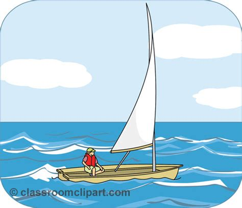 clipart boat on water sailboats on the water clip art cliparts