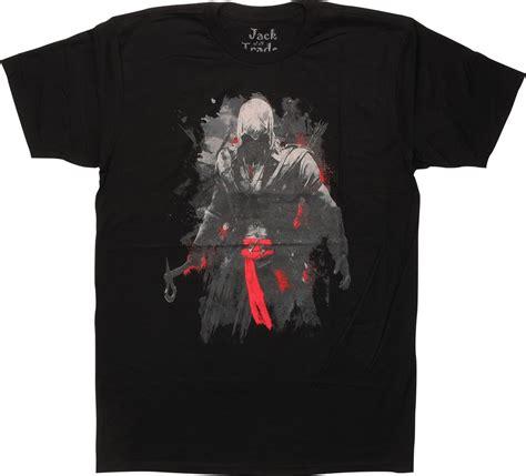 Tshirt Assassins Creed assassins creed connor kenway t shirt sheer