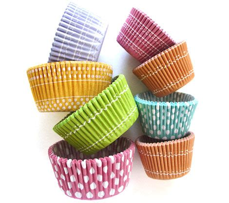 How To Make Paper Cups For Cupcakes - croquer cake macam macam paper cups for cupcakes