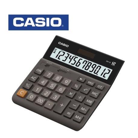Calculator Casio Dh 12 casio calculators dh 12 casabella imports ltd