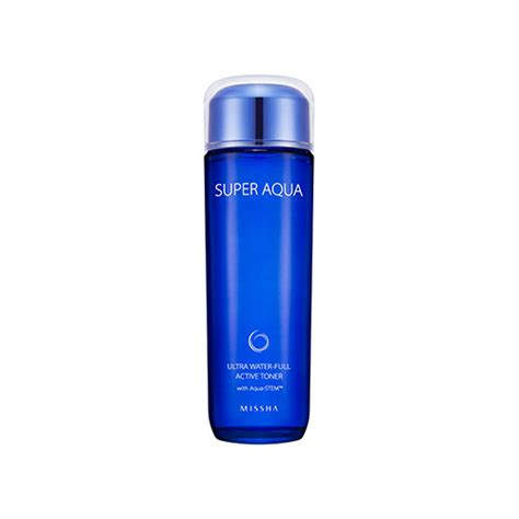 Toner Missha Aqua missha aqua ultra water active toner missha skin shopping sale koreadepart