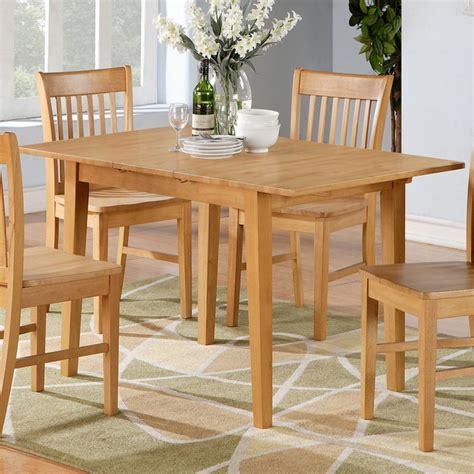 norfolk rectangular dining table with 12 quot butterfly leaf