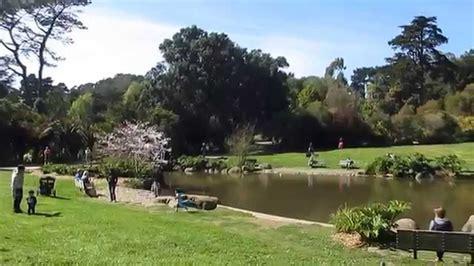 san francisco botanical garden golden gate park san