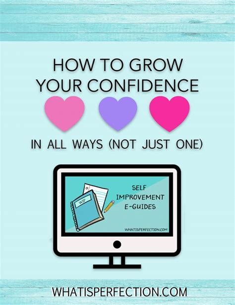 Feel Confidence how to feel more confident self improvement what is