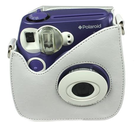 polaroid 300 instant bol polaroid leren beschermhoesje voor polaroid 300