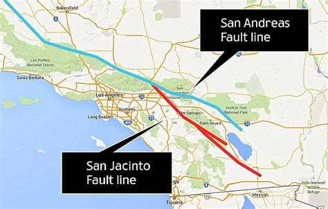 earthquake line skywatch media experts warn california to brace itself