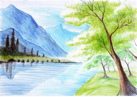 best for best nature drawing photos drawings for nature drawing gallery drawings
