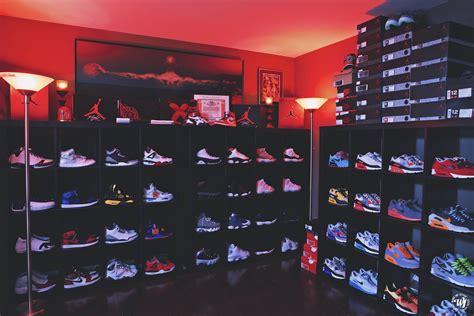 a room full of room full of jordans retro 3 jordan shoes vcfa