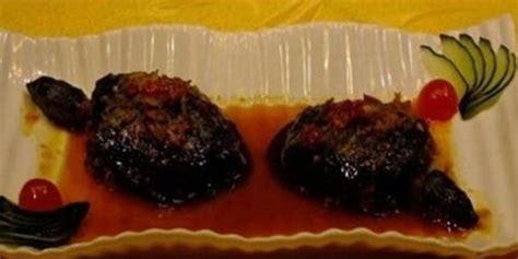 Kura Kura Batu Otak 6 kuliner dari china yang dianggap sadis dan menyiksa