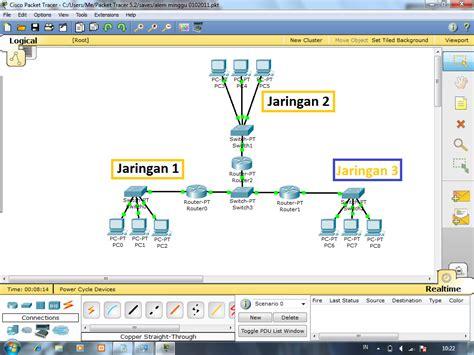 membuat jaringan wifi di cisco pebi blog membuat simulasi jaringan dengan cisco