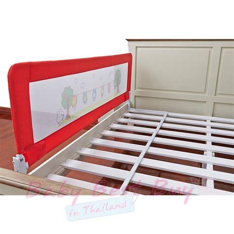 Bedrail 180 Cm Pagar Pengaman ท ก นเต ยงเด ก ยาวพ เศษ glowy bedrail 180cm ส แดง