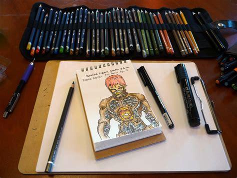sketchbook faber castell maruman s163 croquis pocket sketchbook review lung