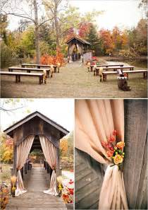 Fall Backyard Wedding Ideas Fall Wedding Detail Ideas 2013 Trends