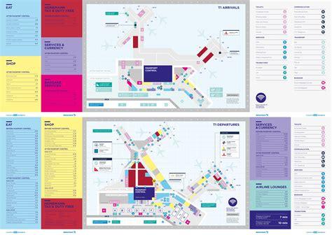 sydney airport floor plan sydney airport terminal 1 map