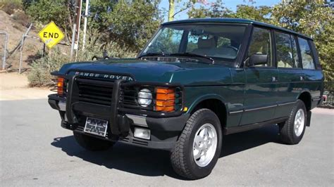 1995 land rover range rover pricing ratings reviews kelley blue book 1995 land rover range rover photos informations articles bestcarmag com