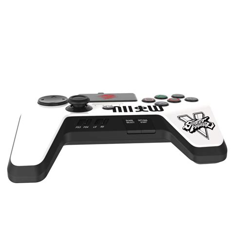 Pro Controller Ps4 Fighting Madcatz madcatz controller white ps3 ps4 syntech