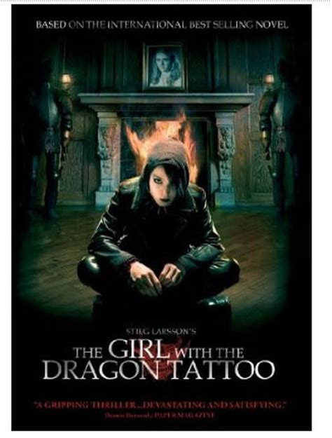 the girl with the dragon tattoo 2 swedish crime thriller the with the