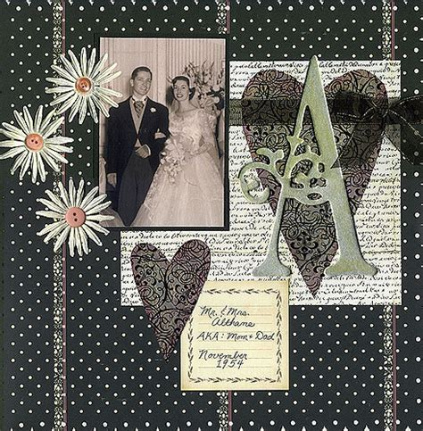 Wedding Album Scrapbook Ideas by Newest Scrap Booking Ideas Scrapbooking Wedding Ideas