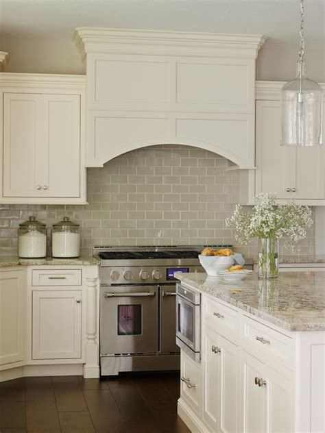 subway tile backsplashes hgtv creamy dreamy traditional kitchen 2014 hgtv