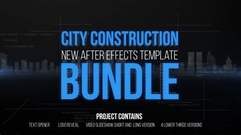 Videohive After Effects Project Footage Mega Bundle elite authorcity construction bundle after effects template videohive 10311373 after
