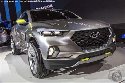Kia Ute Kia Promises A Version Of Hyundai S Upcoming Santa