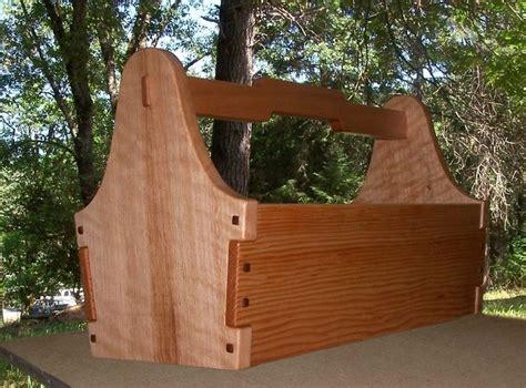 custom  greene greene garden tool tote tool tote
