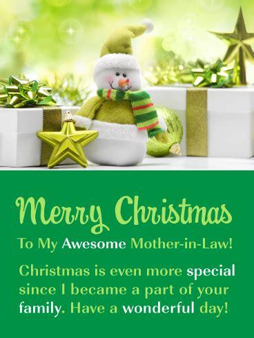 loves snowmen      cute     mother  law