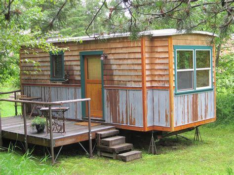 garden caravan thow rental  sandpoint idaho
