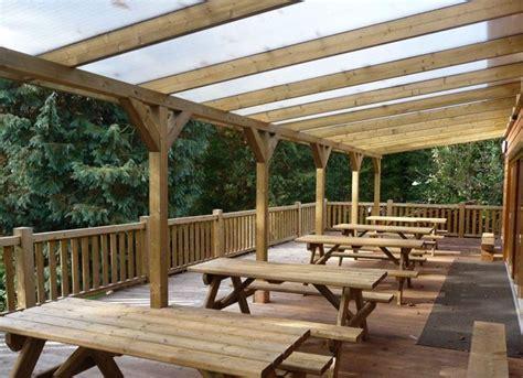 veranda di legno veranda in legno lavorare il legno