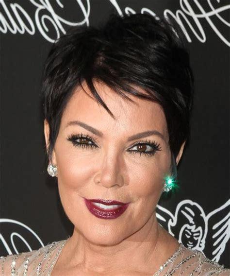 Kris Hairstyles by 2018 Popular Kris Jenner Hairstyles