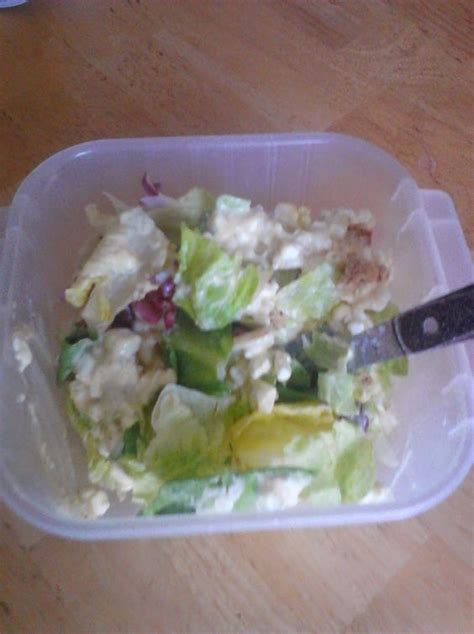 Cottage Cheese On Hcg by Dressing Cottages And Salad Bag On