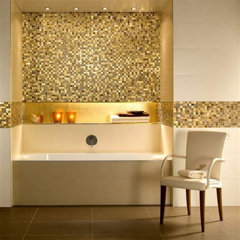 gold bathroom tile gold bathroom tiles bathroom design ideas