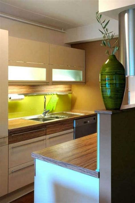 Small Modern Kitchen Ideas | daily update interior house design excellent small space