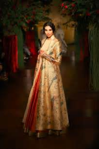 top 5 indo western dresses to wear for winter weddings 2017