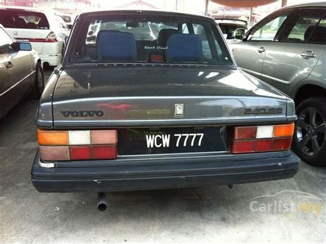 where to buy car manuals 1993 volvo 240 auto manual volvo 240 1993 gl 2 0 in melaka manual sedan grey for rm 15 000 1749641 carlist my
