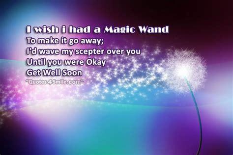 you don t need a magic wand romancing magic wand quotes quotesgram