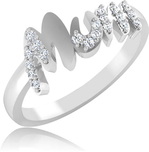 forevercarat silver sterling silver ring price in