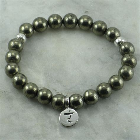 mala bead bracelet solar plexus chakra bracelet 21 mala bracelet