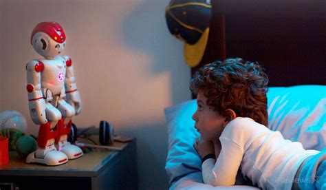 robot nanny film humanoid robot nannies is that a possibility ireviews news