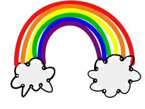rainbow clipart border clipground