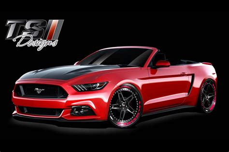 ford mustang modified eight modified 2016 ford mustangs heading to sema motor
