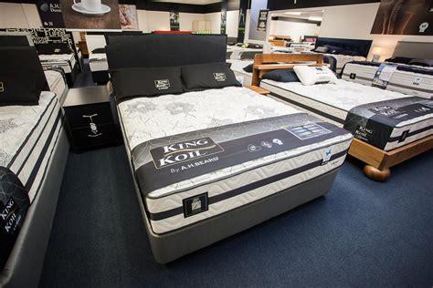 king koil bamboo comfort classic king koil mattresses waitemata backcare beds