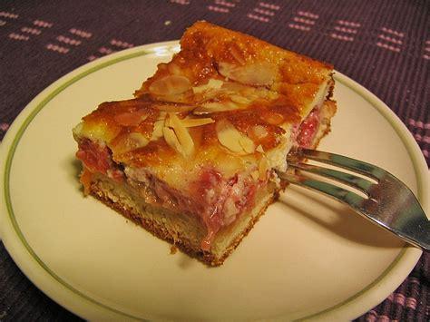 frische kirschen kuchen frische hefe kuchen erdbeeren rezepte chefkoch de