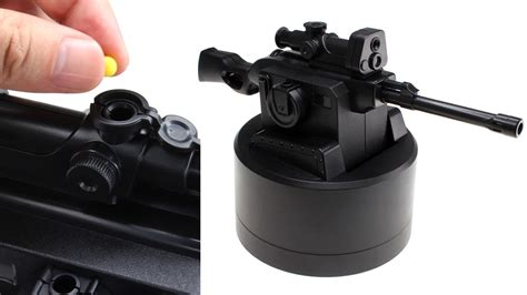 Usb Bb a usb powered bb sniper rifle keeps all work distractions at bay