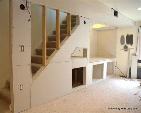 building  nook   stairs renovasi rumah