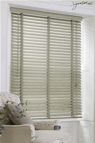 Next Bathroom Blinds by Buy Signature Pebble Wide Slat Venetian Blinds From The