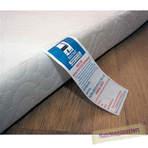 Breathable Cot Bed Mattress by Quilted Baby Cot Bed Mattress Fully Breathable Thick 140 X 70 X 13cm Ebay