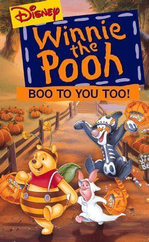 boo    winnie  pooh western animation tv